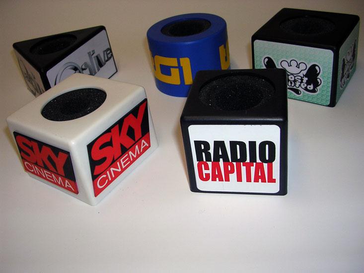 Copri microfono personalizzato